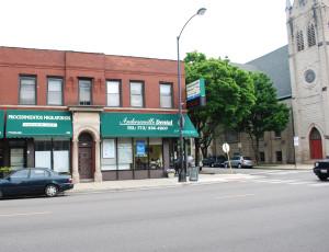 Andersonville dental office